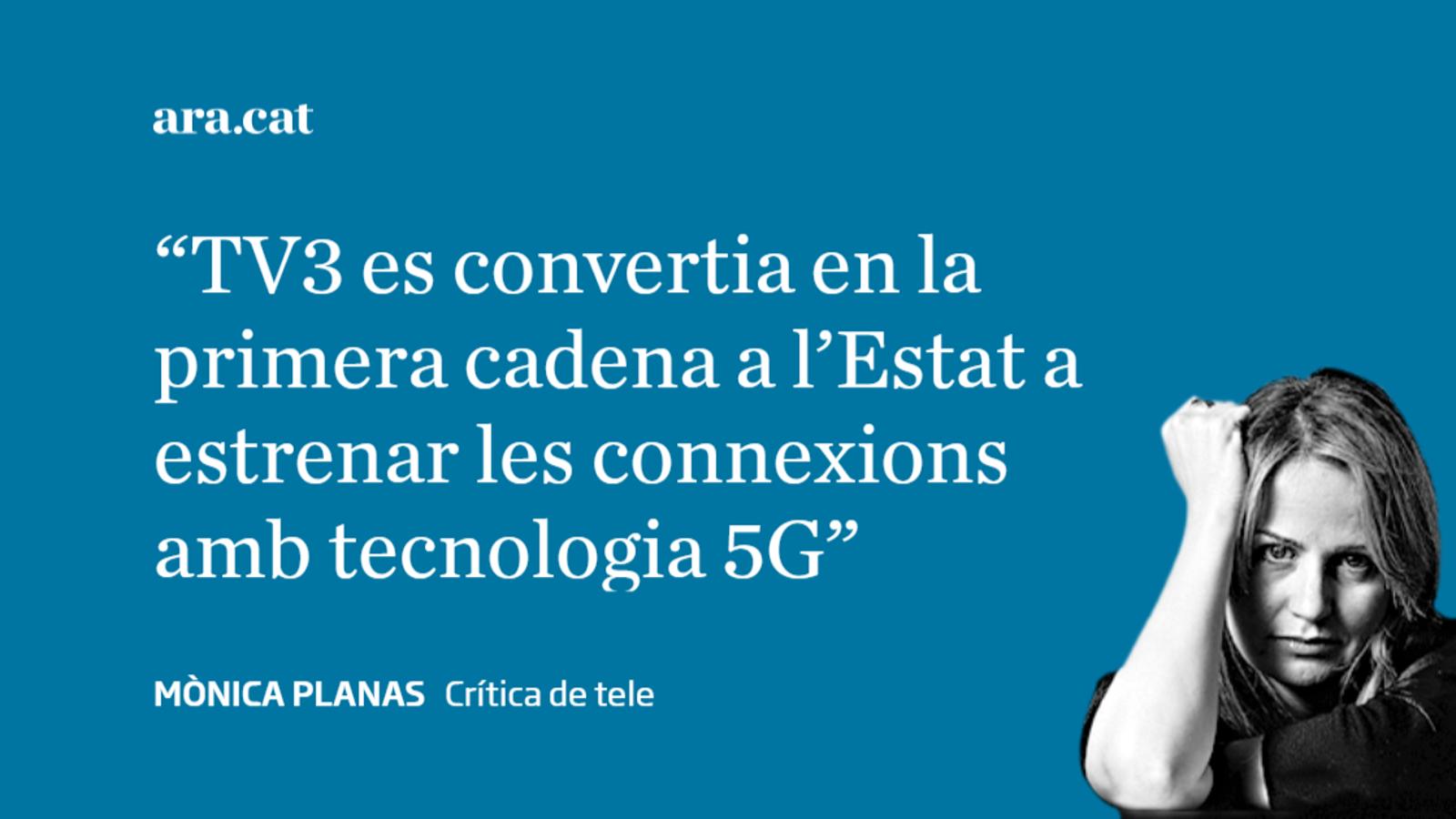 La Diada en 5G