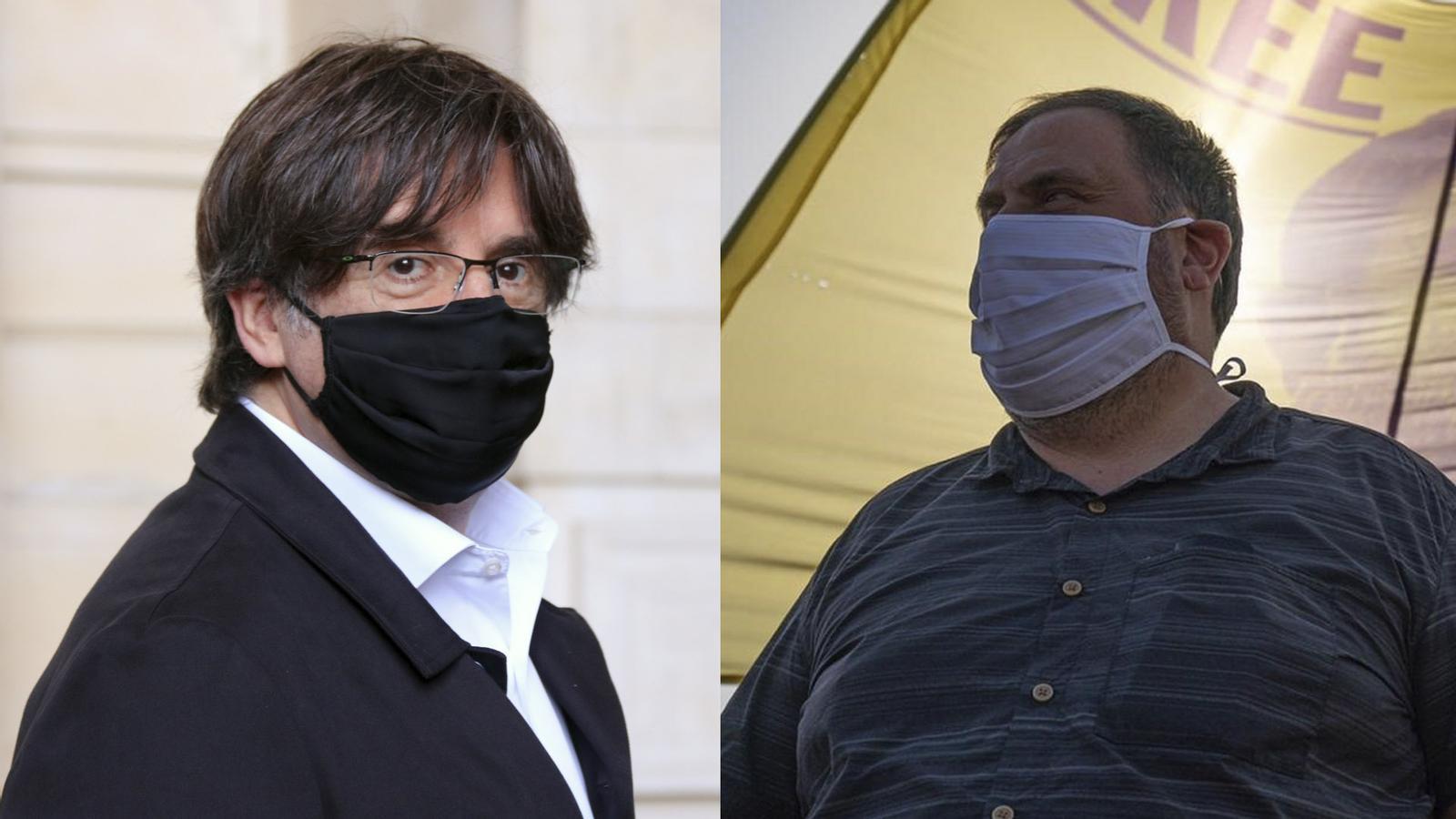 """L'anàlisi d'Antoni Bassas: """"Junqueras, Puigdemont i la """"confrontació que hauria estat intel·ligent"""""""