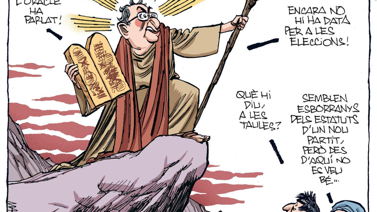 La vinyeta de Manel Fontdevila 05/07/2020