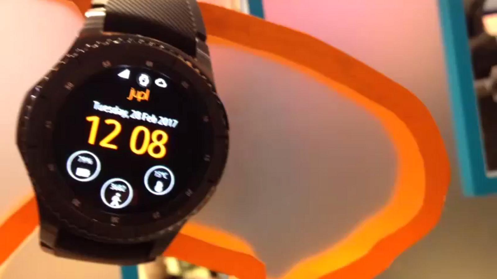 L''smartwatch' per a la gent gran