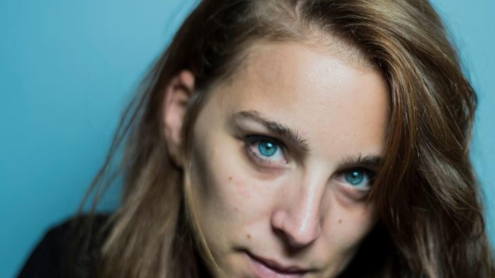 L'actriu Nausicaa Bonnín, coprotagonista de 'La fossa'