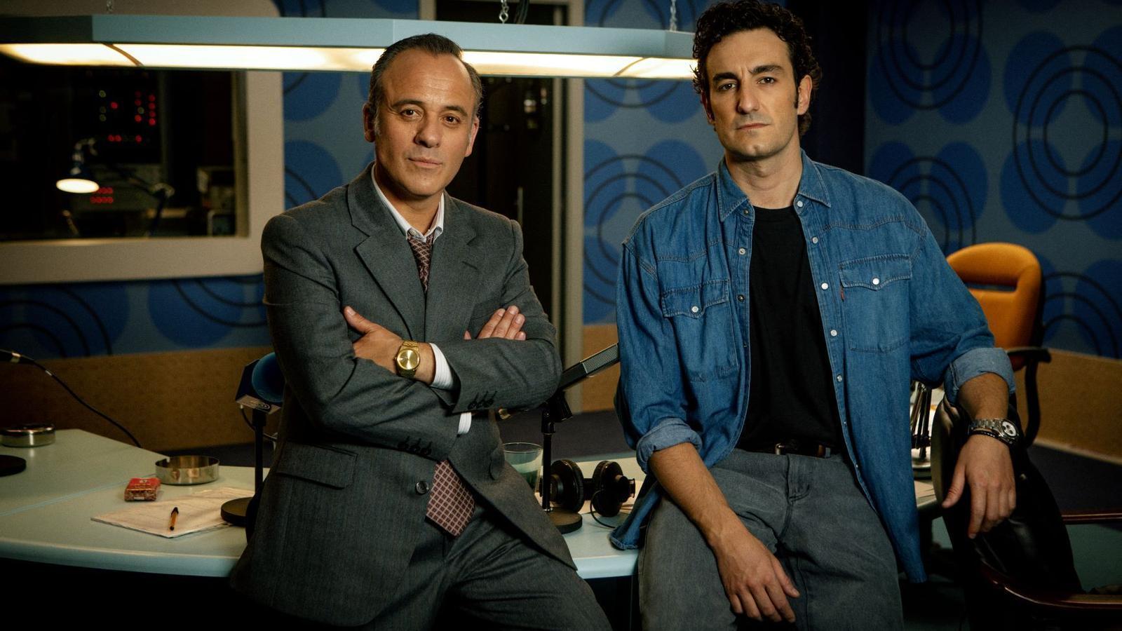 Miki Esparbé i Javier Gutiérrez protagonitzaran una nova sèrie de Movistar+