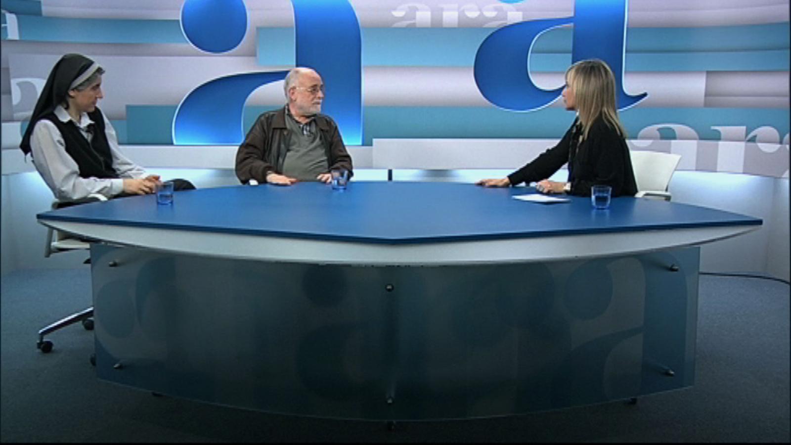 Arcadi Oliveres i Teresa Forcades: O ens posem en marxa a partir de l'11-S o adéu-siau!