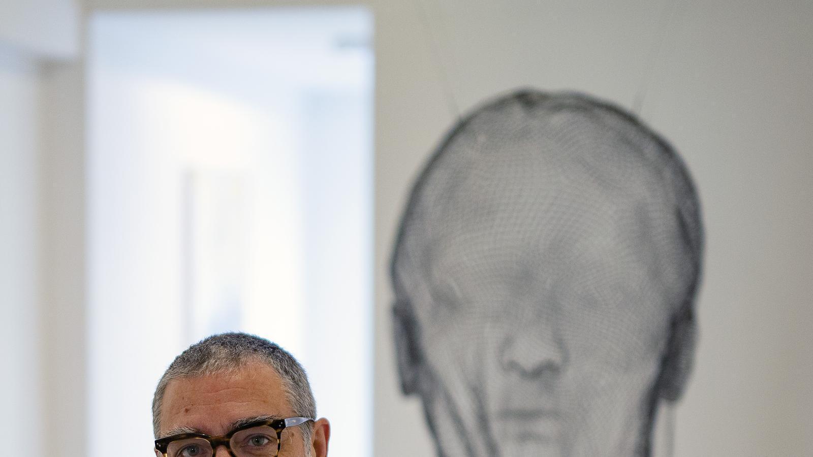 """Jaume Plensa: """"Barcelona está pasando una época de abandono propio"""""""