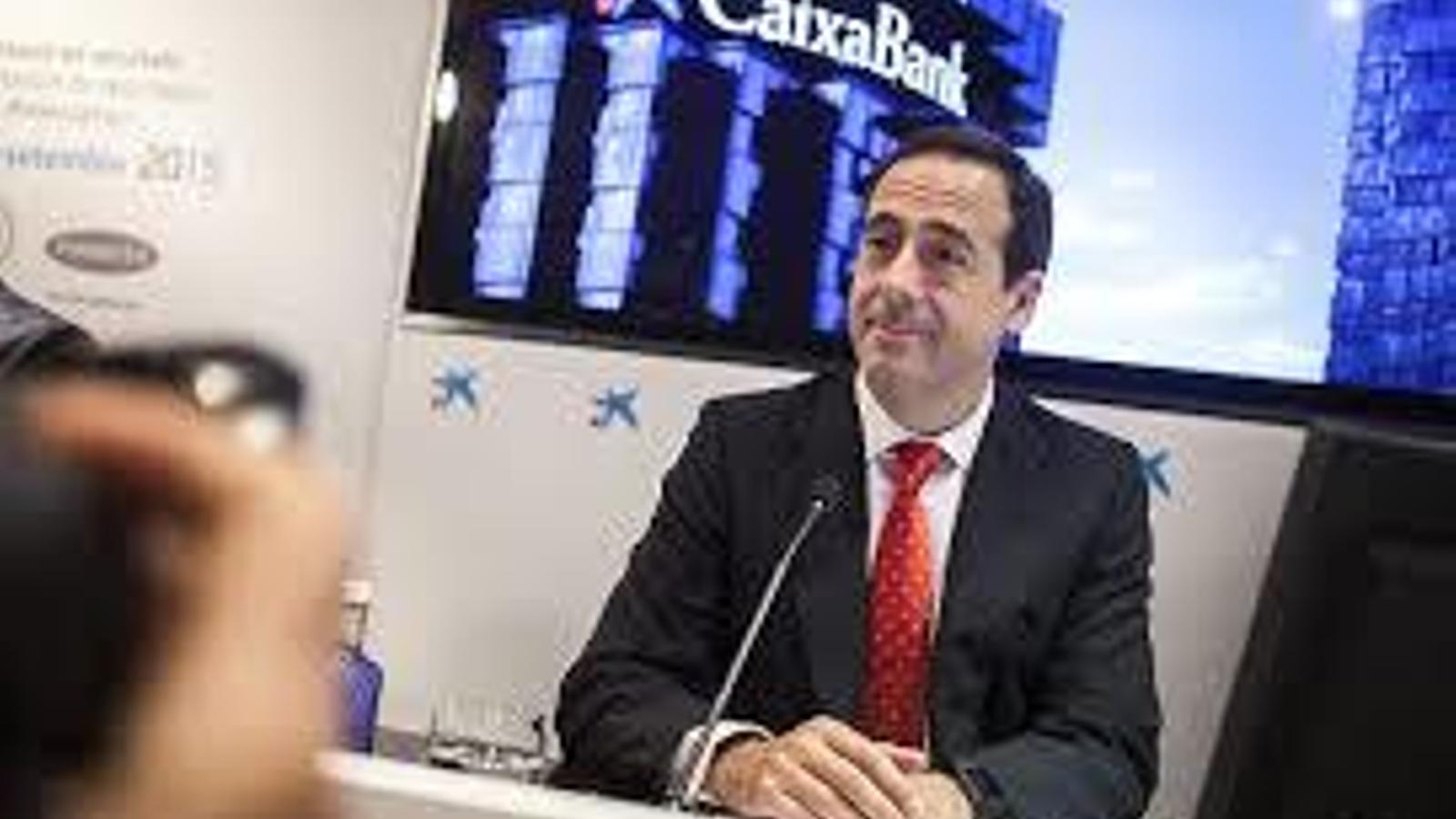 CaixaBank guanya 403 milions el primer trimestre, un 47% més