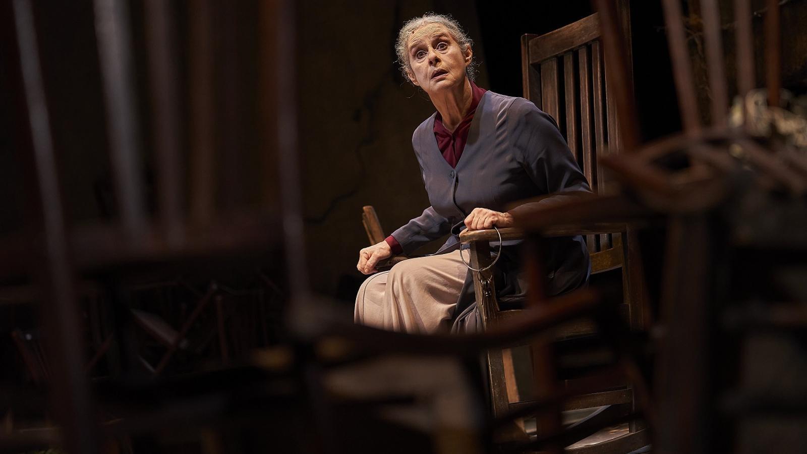 """Vicky Penya:  """"El teatre no és un miracle: és ofici, art i artesania"""""""