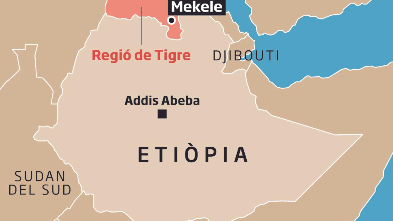 Ofensiva final a Etiòpia