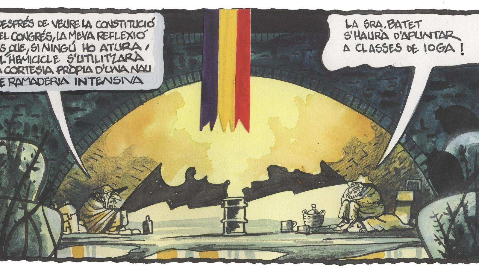 'A la contra', per Ferreres 25/05/2019