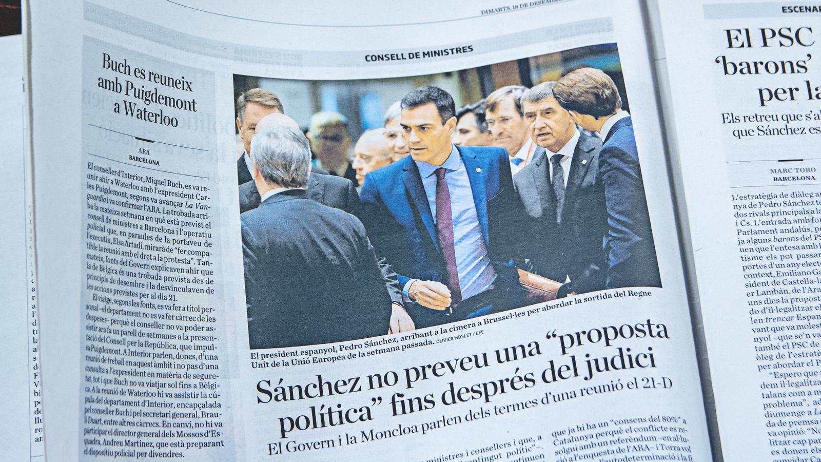 """L'anàlisi d'Antoni Bassas: """"No tenen projecte polític més enllà dels presos"""""""