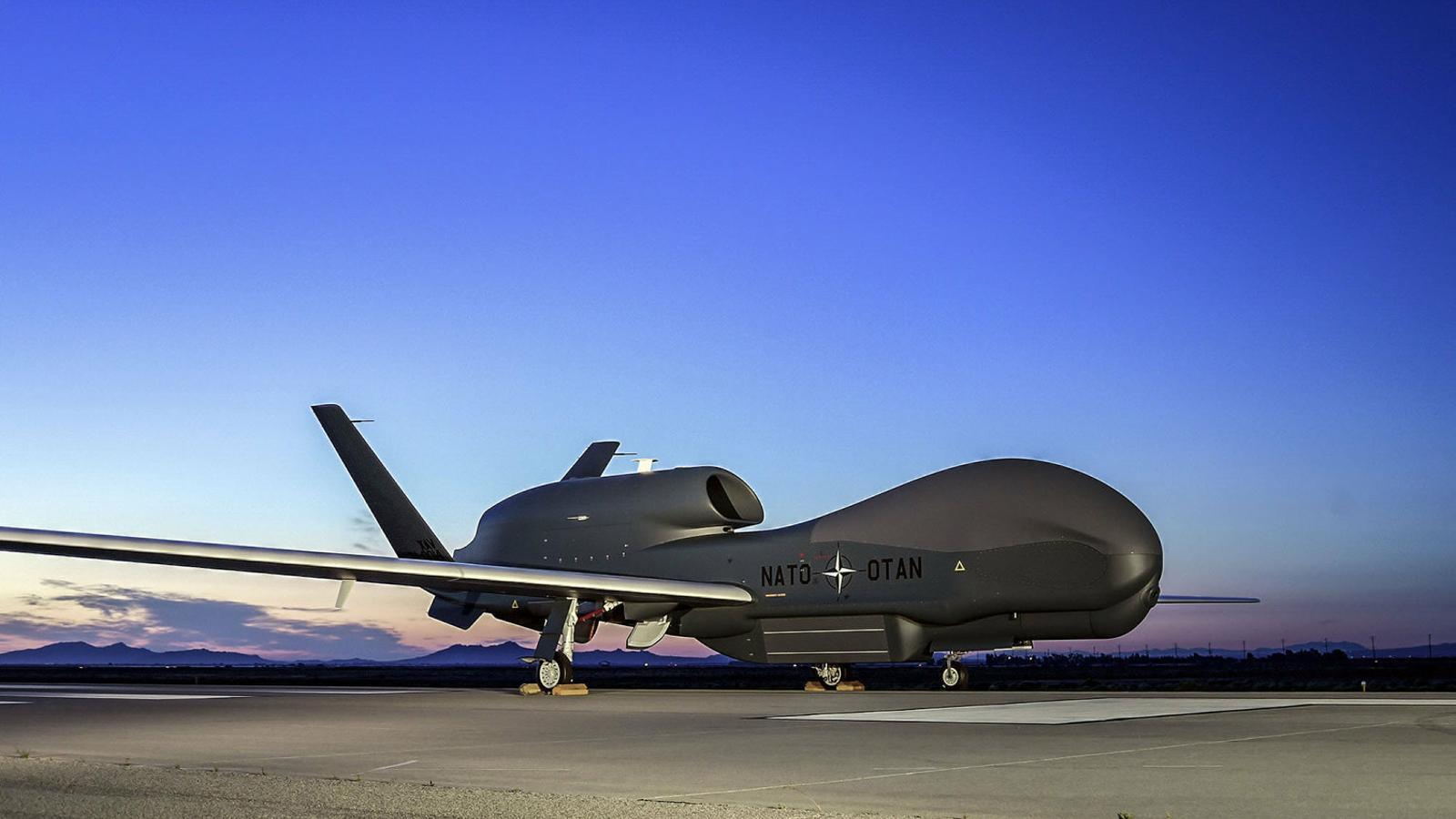 Avions espia: la nova màquina de guerra de l'OTAN