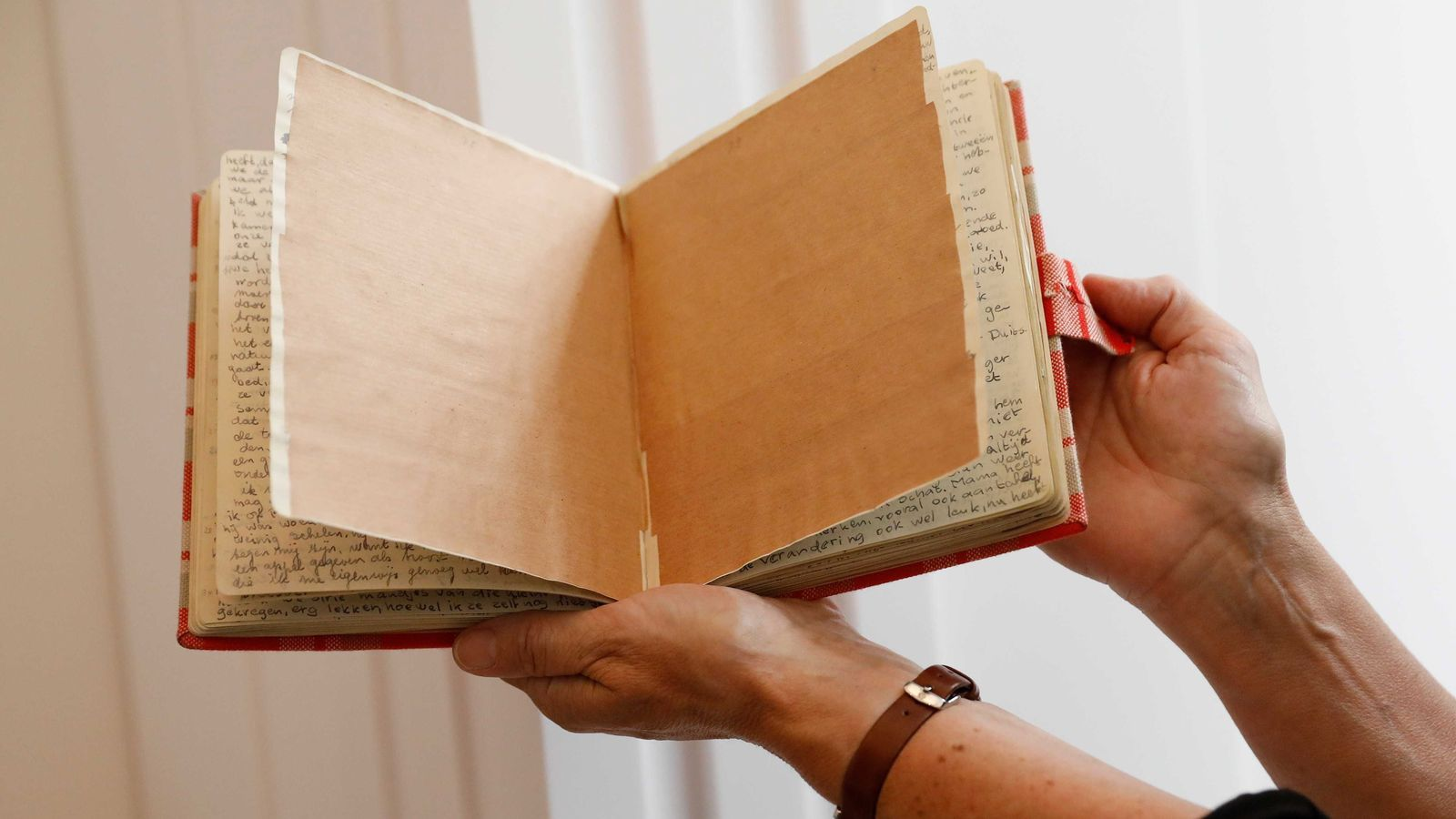 Les dues pàgines que Anna Frank no volia que es llegissin