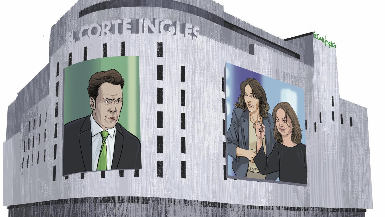 REPORTATGE: La pitjor primavera a El Corte Inglés