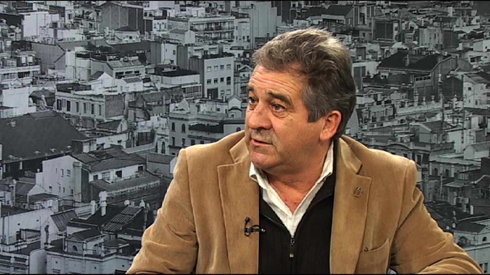 Josep Andreu, alcalde de Montblanc: A Madrid em van ensenyar l'oficina on es pagava el 3% de comissions d'Adif. A dins, diuen que hi havia l'Alejandro Agag
