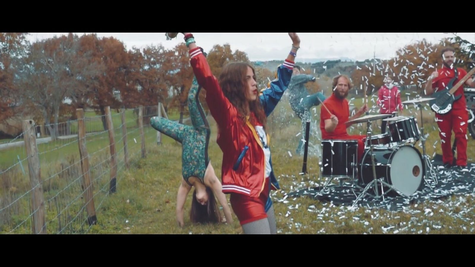 Pearson, videoclip de 'L'accident'