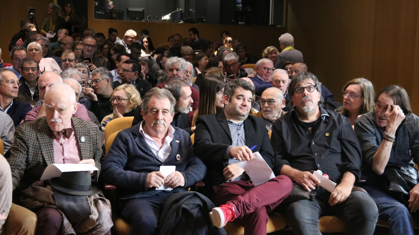 El col·lectiu 'Independentistes d'Esquerra' convoquen una assemblea el 29 de març per bastir un rumb comú