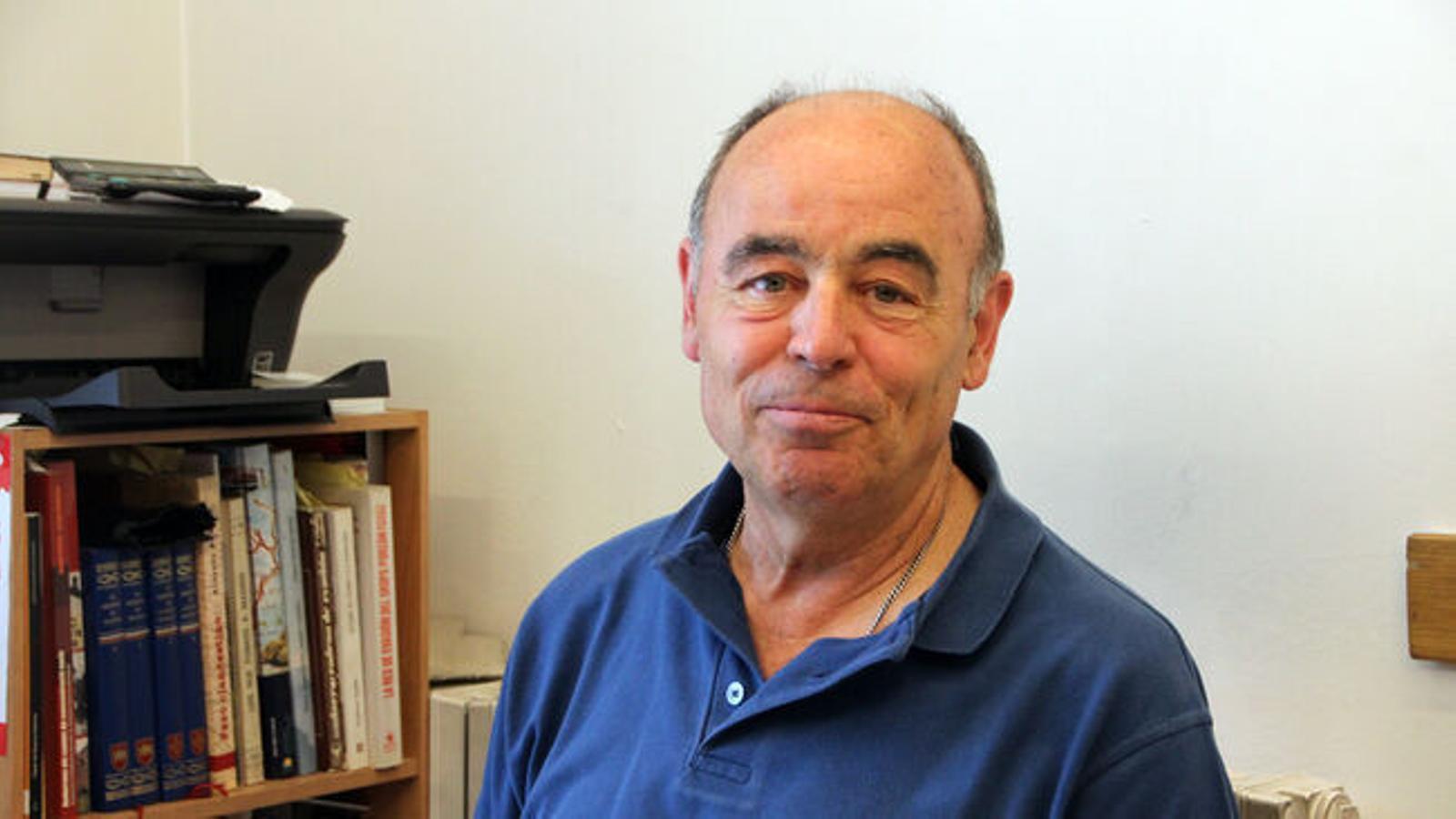 Claude Benet, en un imatge d'arxiu. / ARXIU ANA