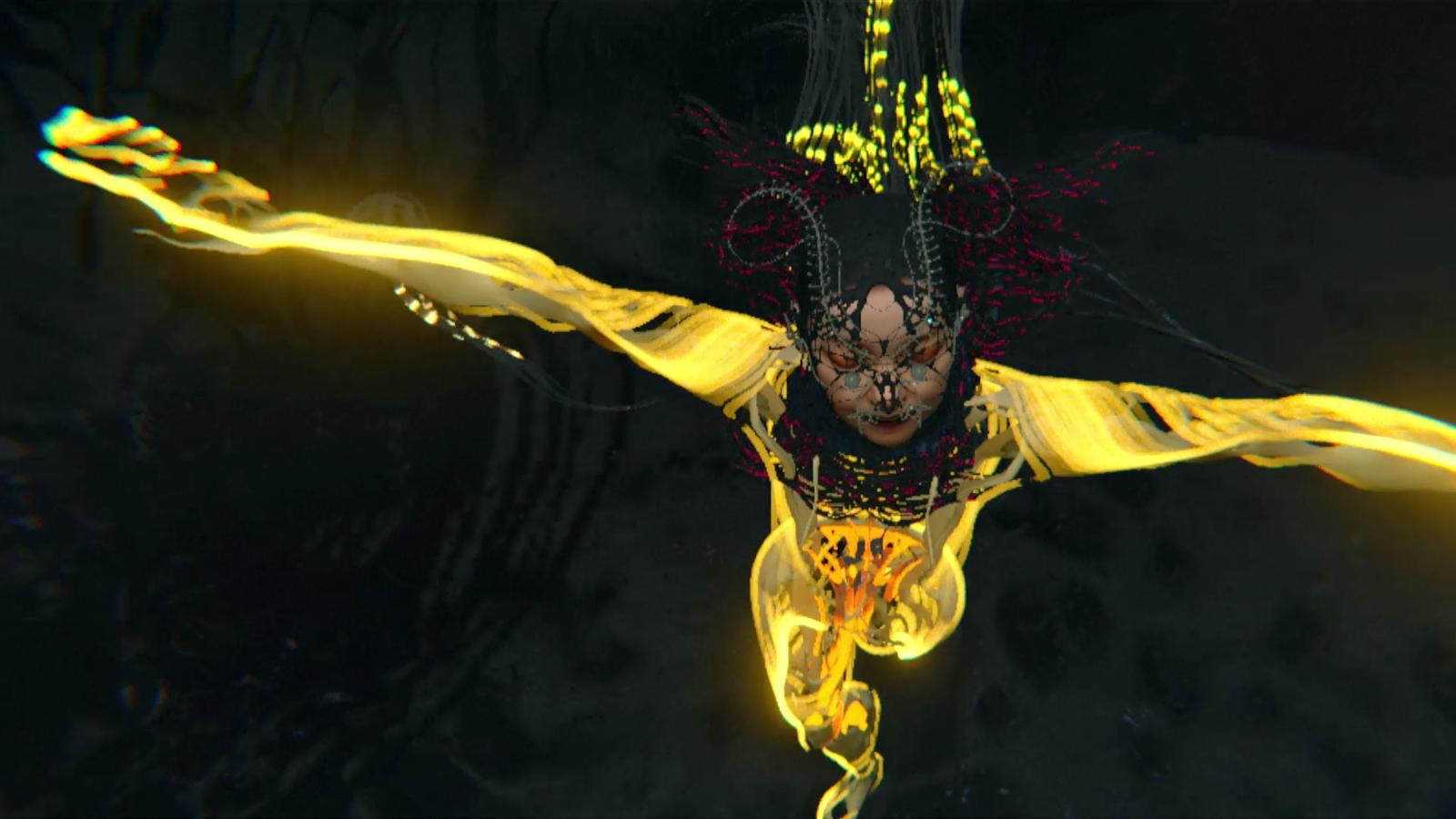 Exposició Björk digital al CCCB