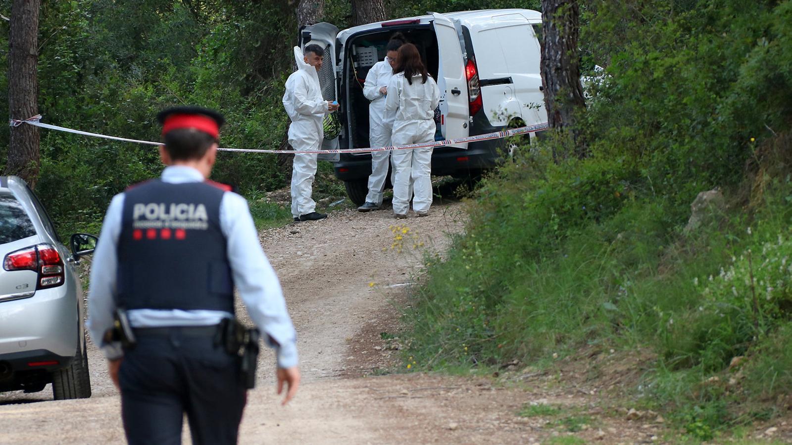 Confessió a la presó: la mort d'un indigent va ser el mòbil del crim de Foix