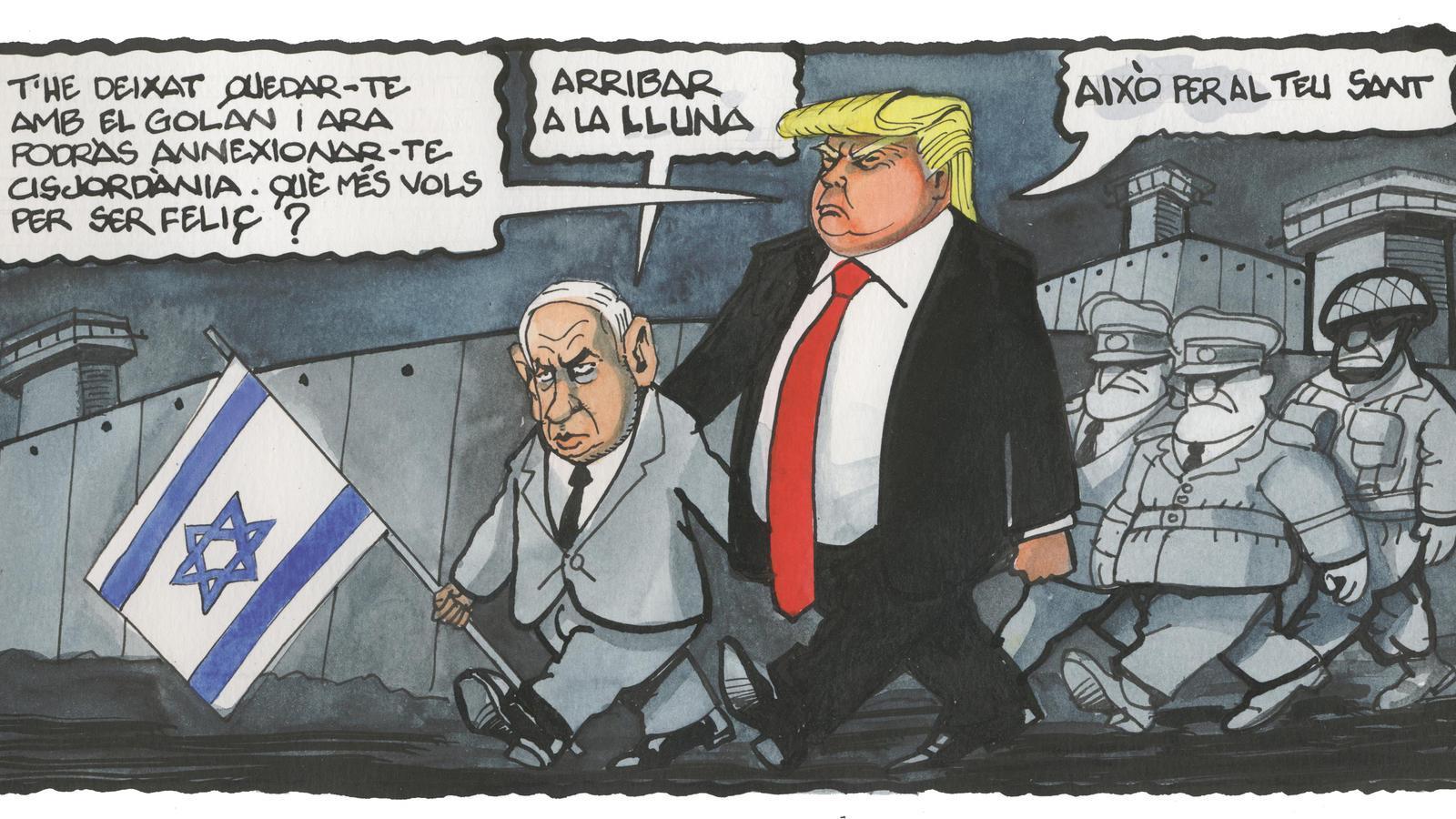 'A la contra', per Ferreres (21/04/2019)