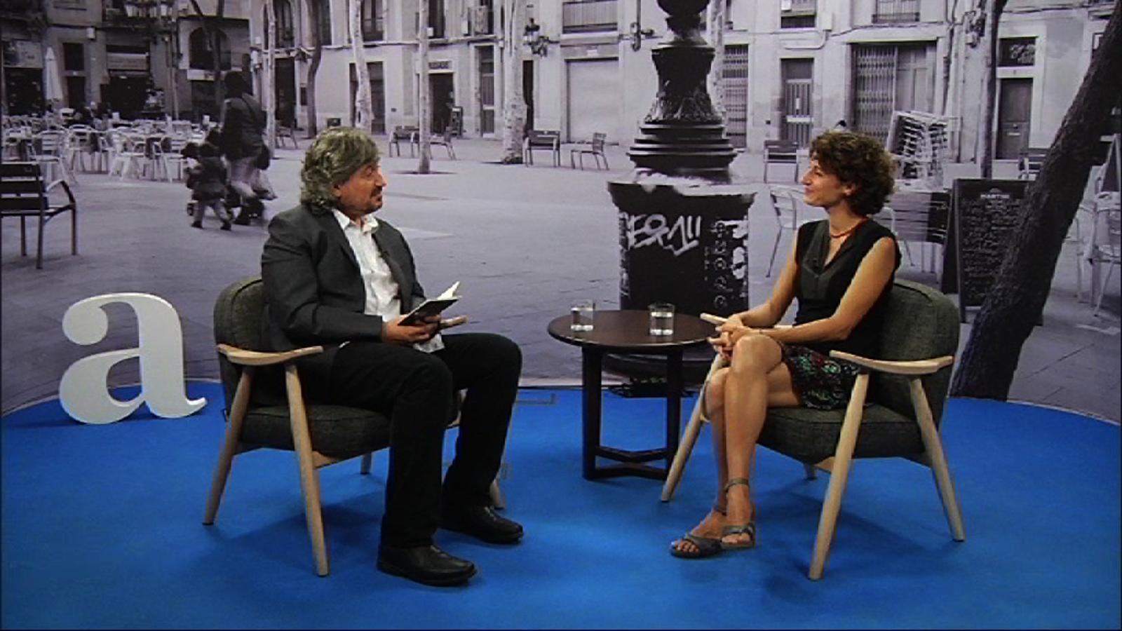 Entrevista de Carles Capdevila a Marina Garcés