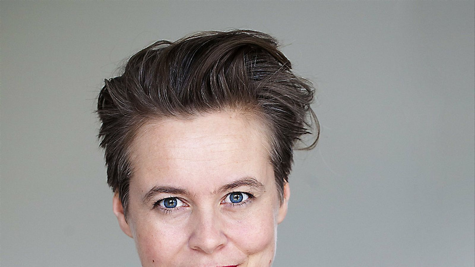 La periodista sueca Anna Dahlqvist, directora editorial de la revista Ottar, està especialitzada en gènere, sexualitat i drets humans.