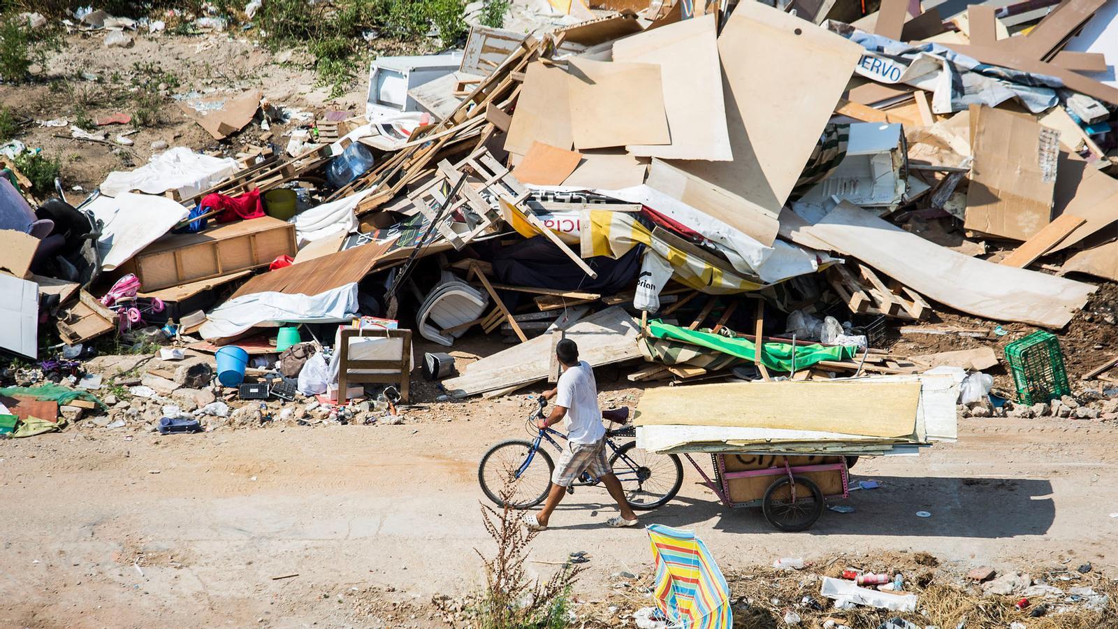 L'anàlisi d'Antoni Bassas: 'El centre de Barcelona és ple d'altres assentaments'