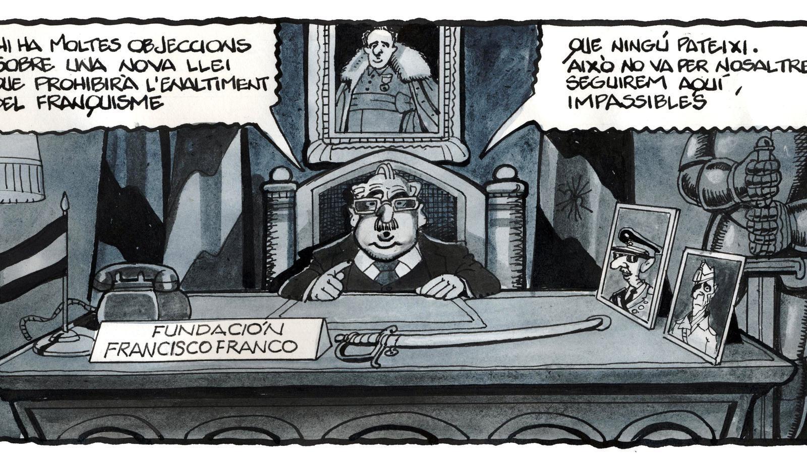 'A la contra', per Ferreres 22/02/2020