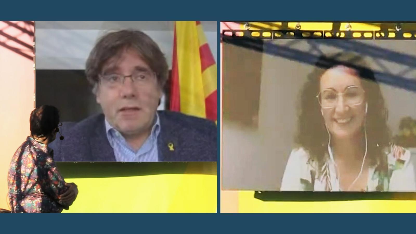 L'anàlisi d'Antoni Bassas: 'Junts i Esquerra, pantalles partides'
