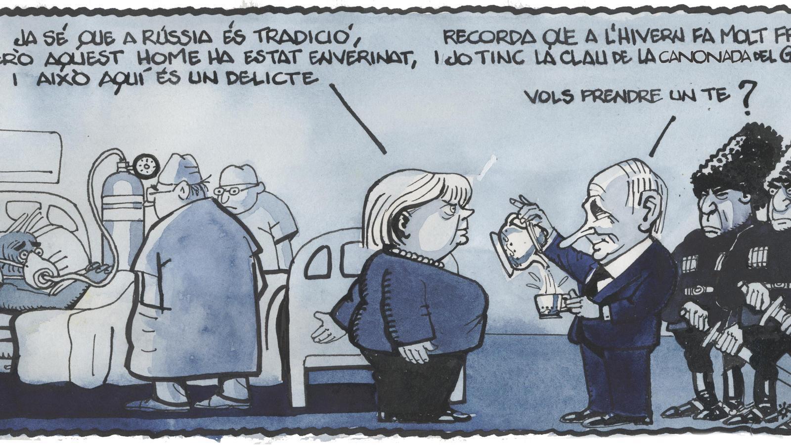 'A la contra', per Ferreres 17/09/2020