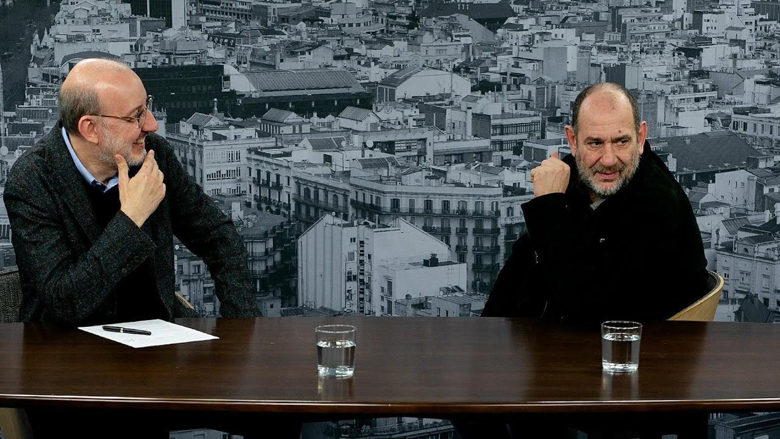Antoni Bassas entrevista a Karra Elejalde