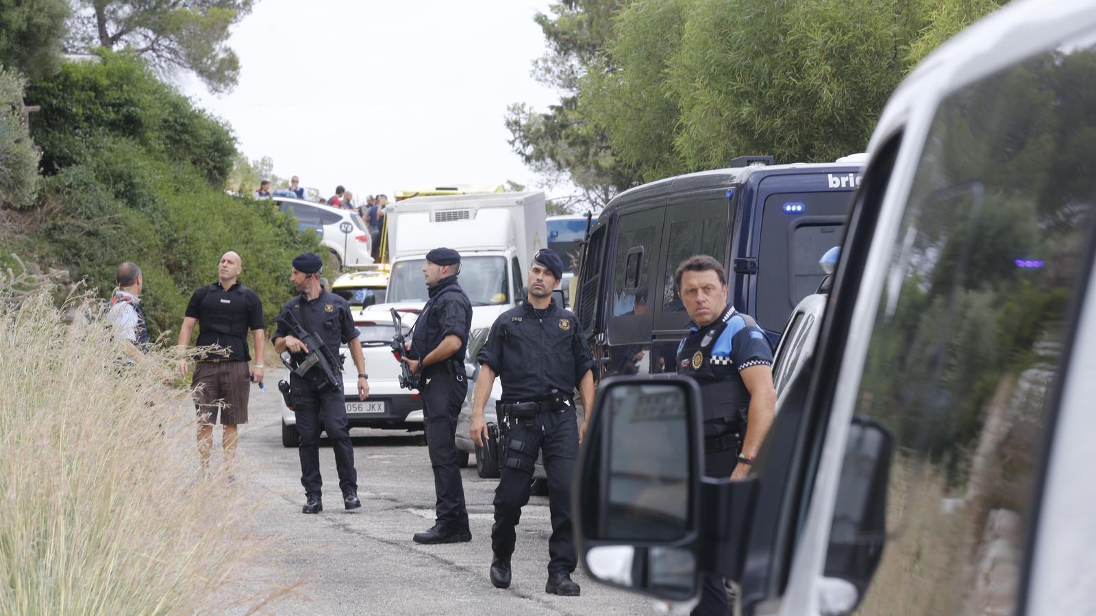 Atac amb subfusell a Gavà: així va ser la pel·lícula dels fets