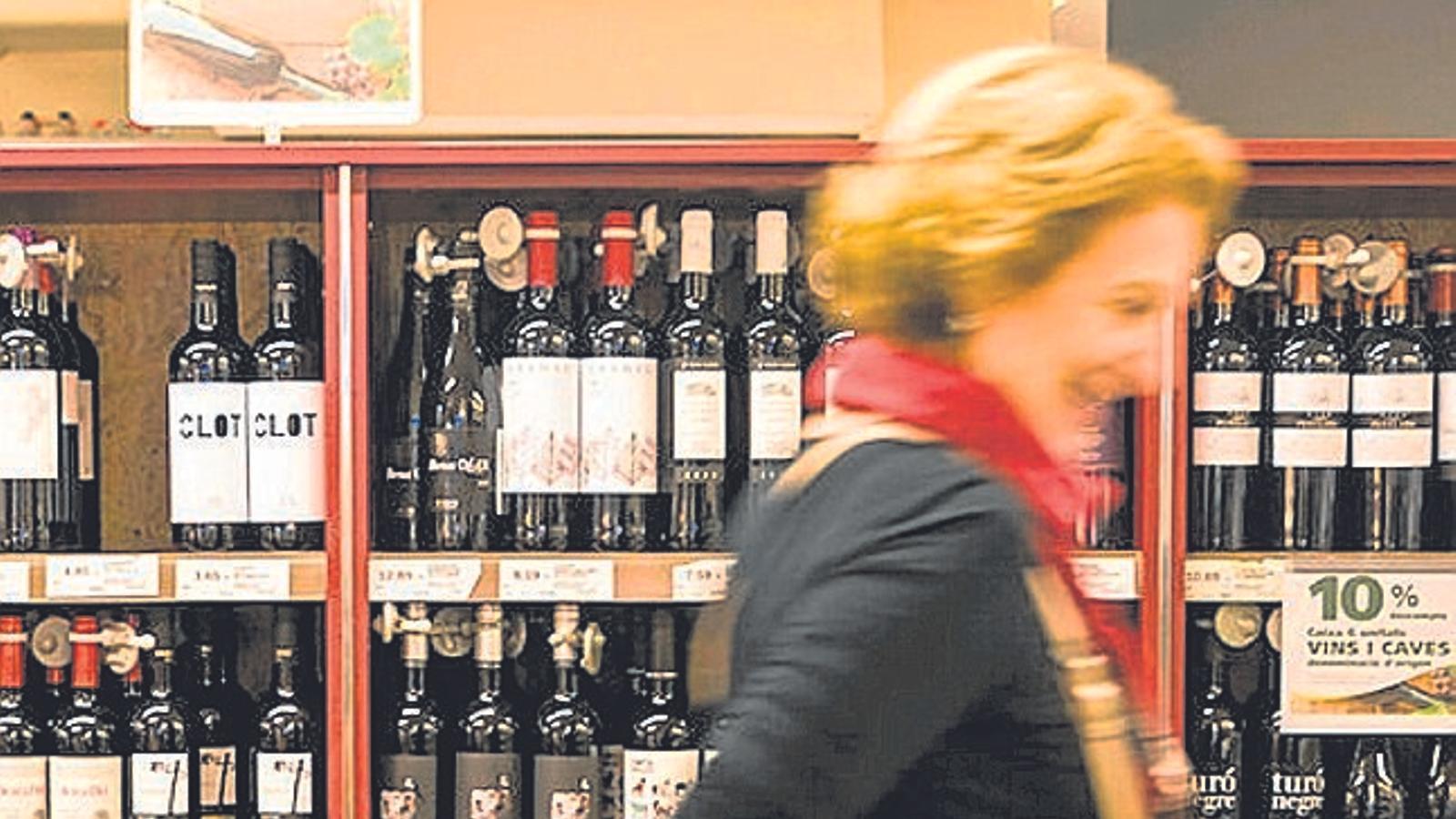 El 80% de la producció vinatera balear és consumit pels illencs mateixos. / ARXIU