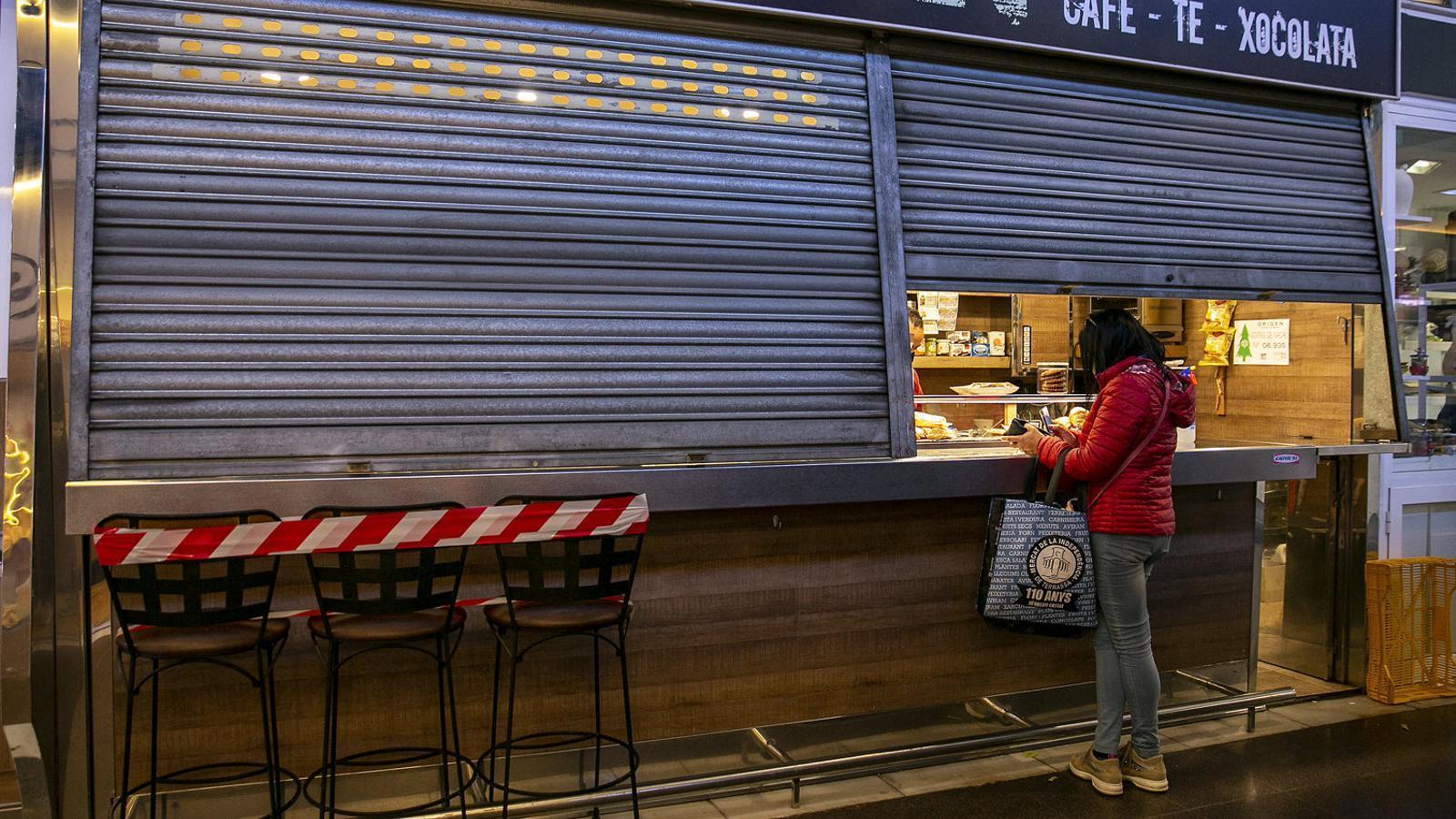Les patronals reclamen  un pla de xoc per salvar els negocis