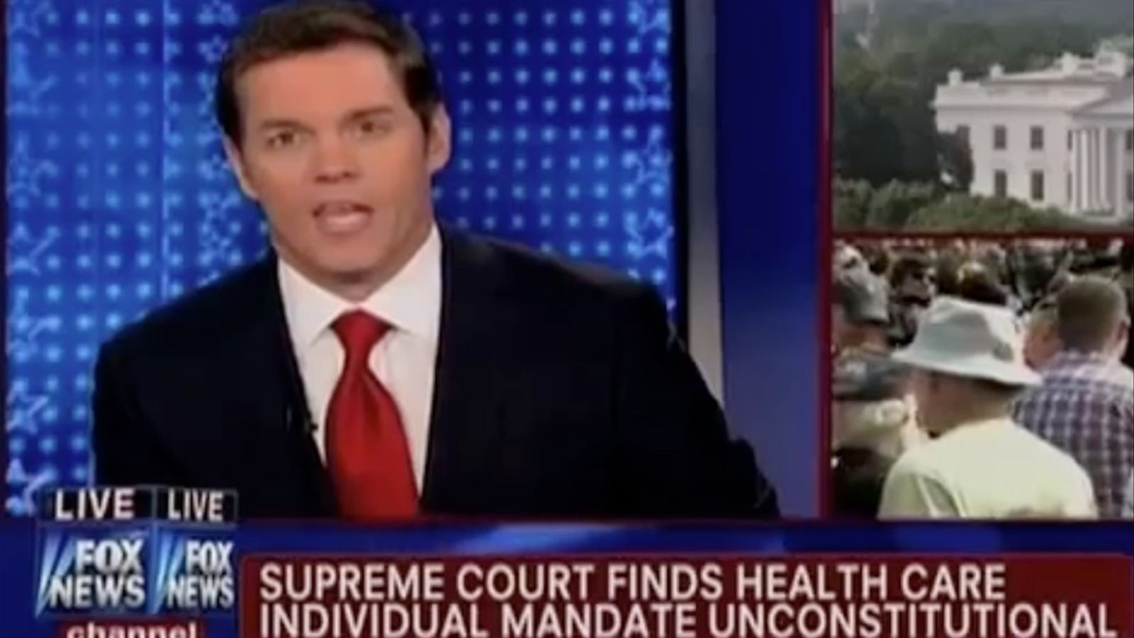 La CNN i Fox News donen per inconstitucional la reforma sanitària d'Obama