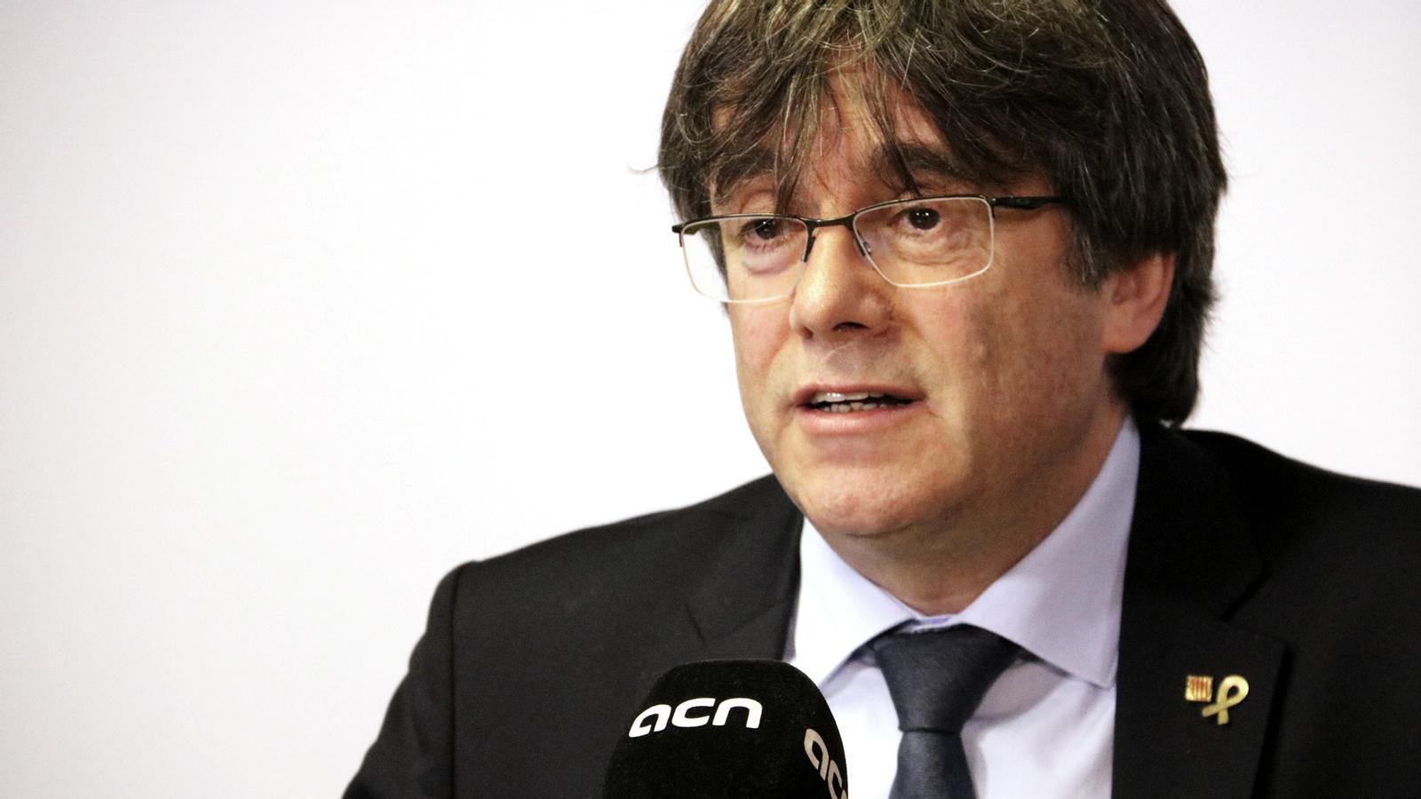 L'anàlisi d'Antoni Bassas: 'Puigdemont dona pas a nous lideratges'