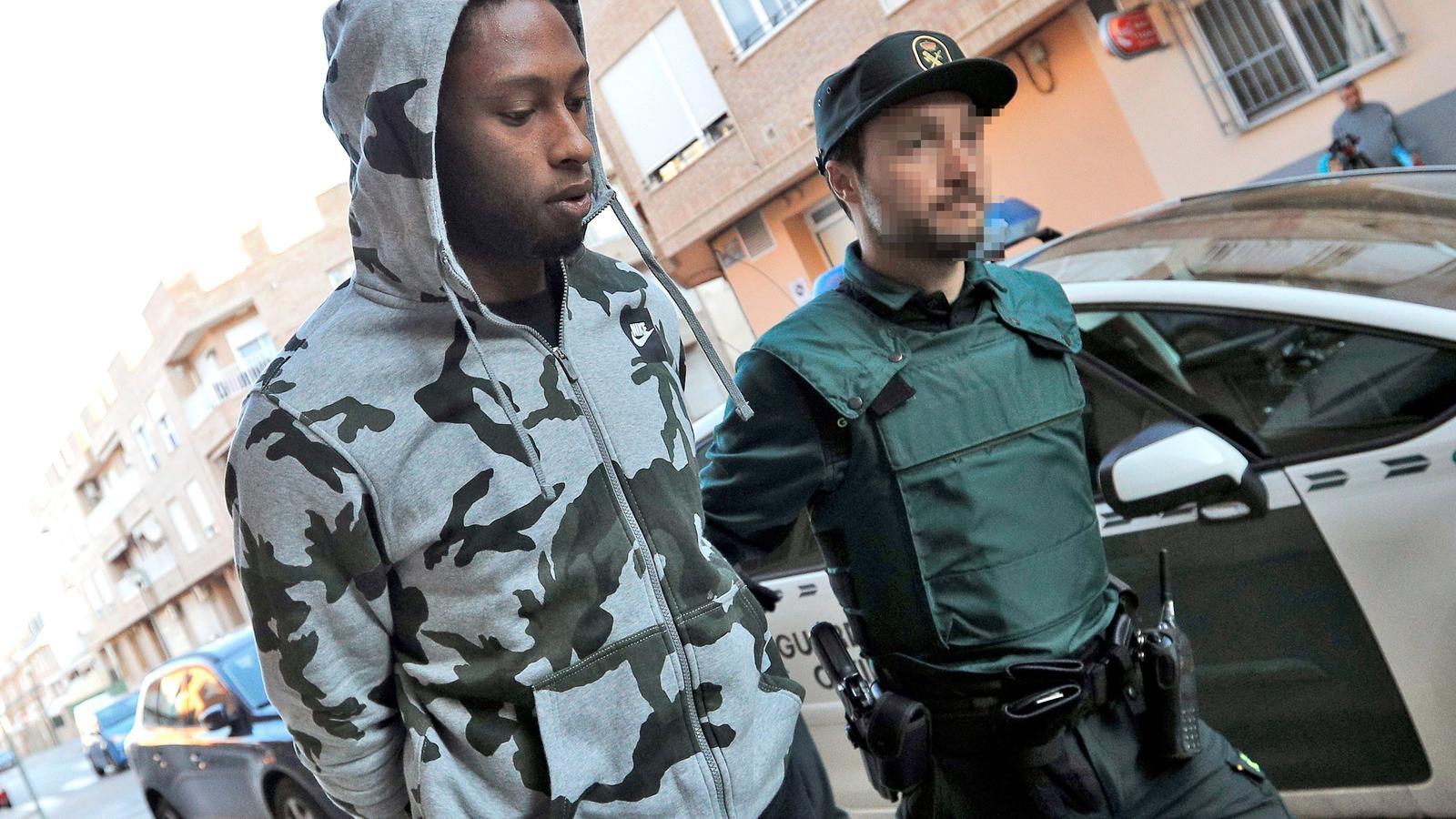 Presó provisional sense fiança per al futbolista del Vila-real Semedo