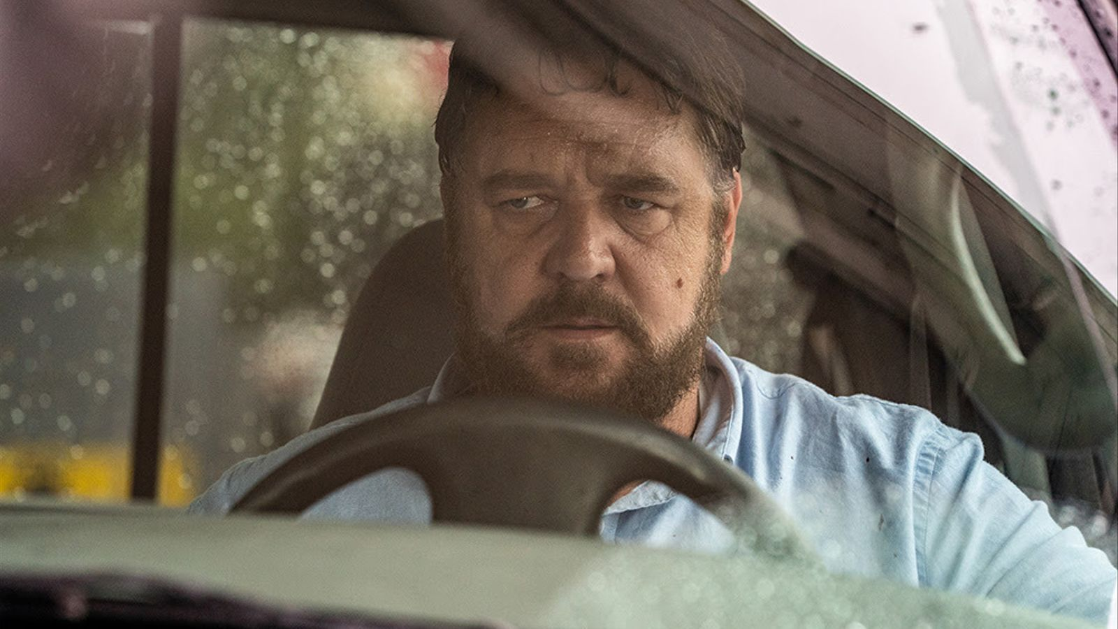 Russell Crowe a 'Salvaje'