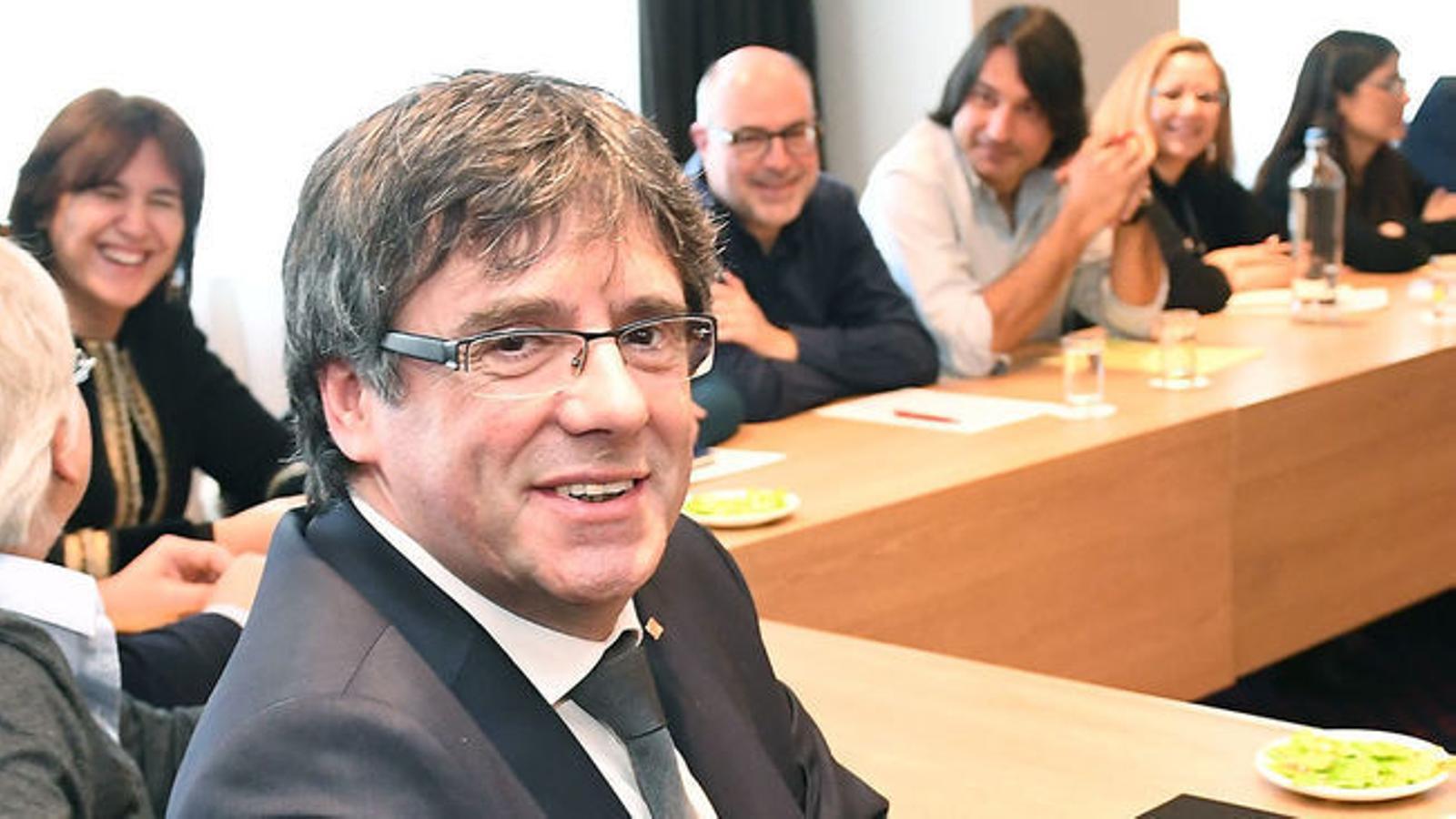 La CUP refusa assistir a la cimera impulsada per Puigdemont a Bèlgica