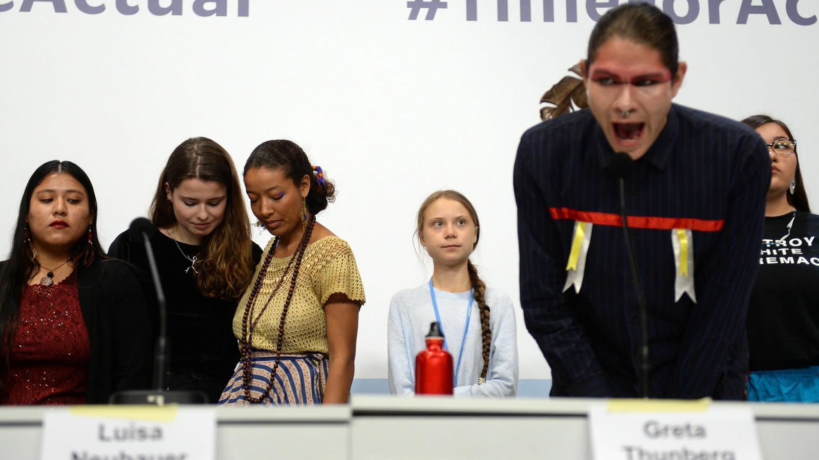 Greta Thunberg no està sola: joves activistes denuncien la crisi climàtica com l'abisme global entre rics i pobres