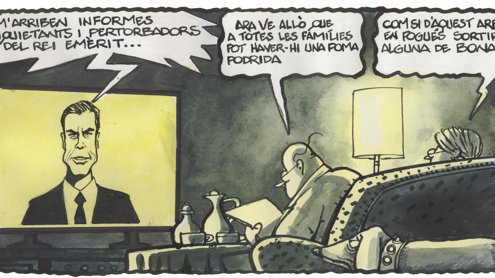 'A la contra', per Ferreres 10/07/2020