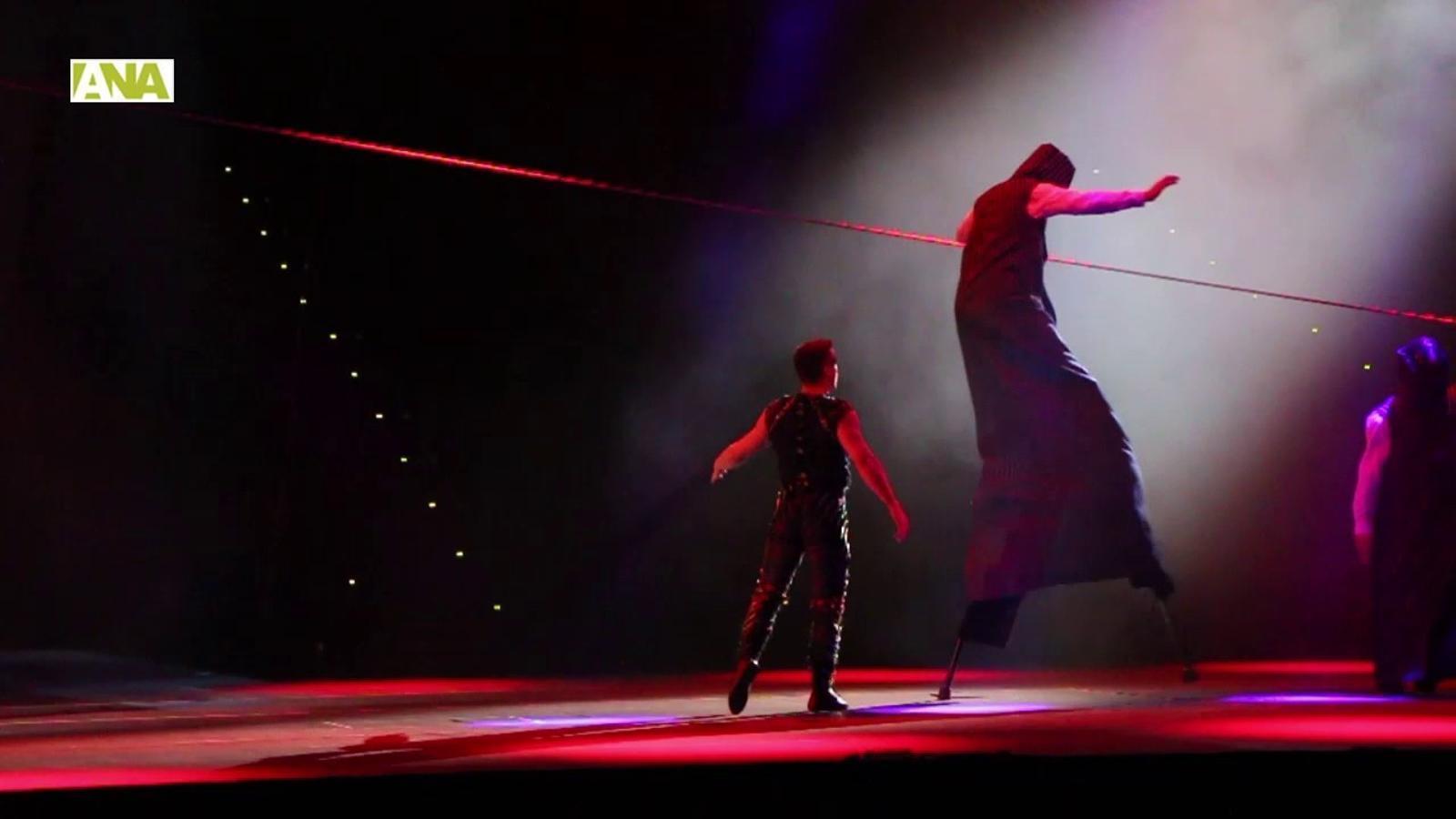 L'estrena 'Scalada Stelar' penja el cartell de complert
