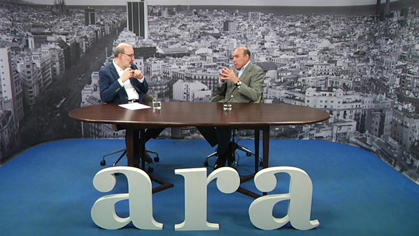 Entrevista d'Antoni Bassas a Antoni Esteve
