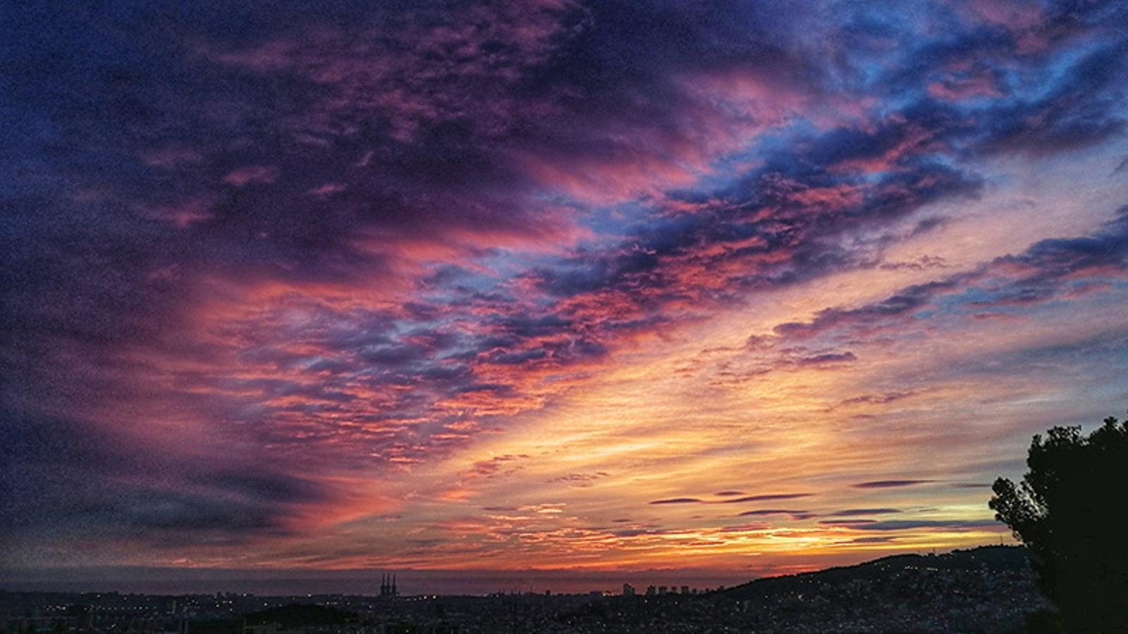 Les vostres captures de la posta de sol i de l'albada més fotografiades de l'any