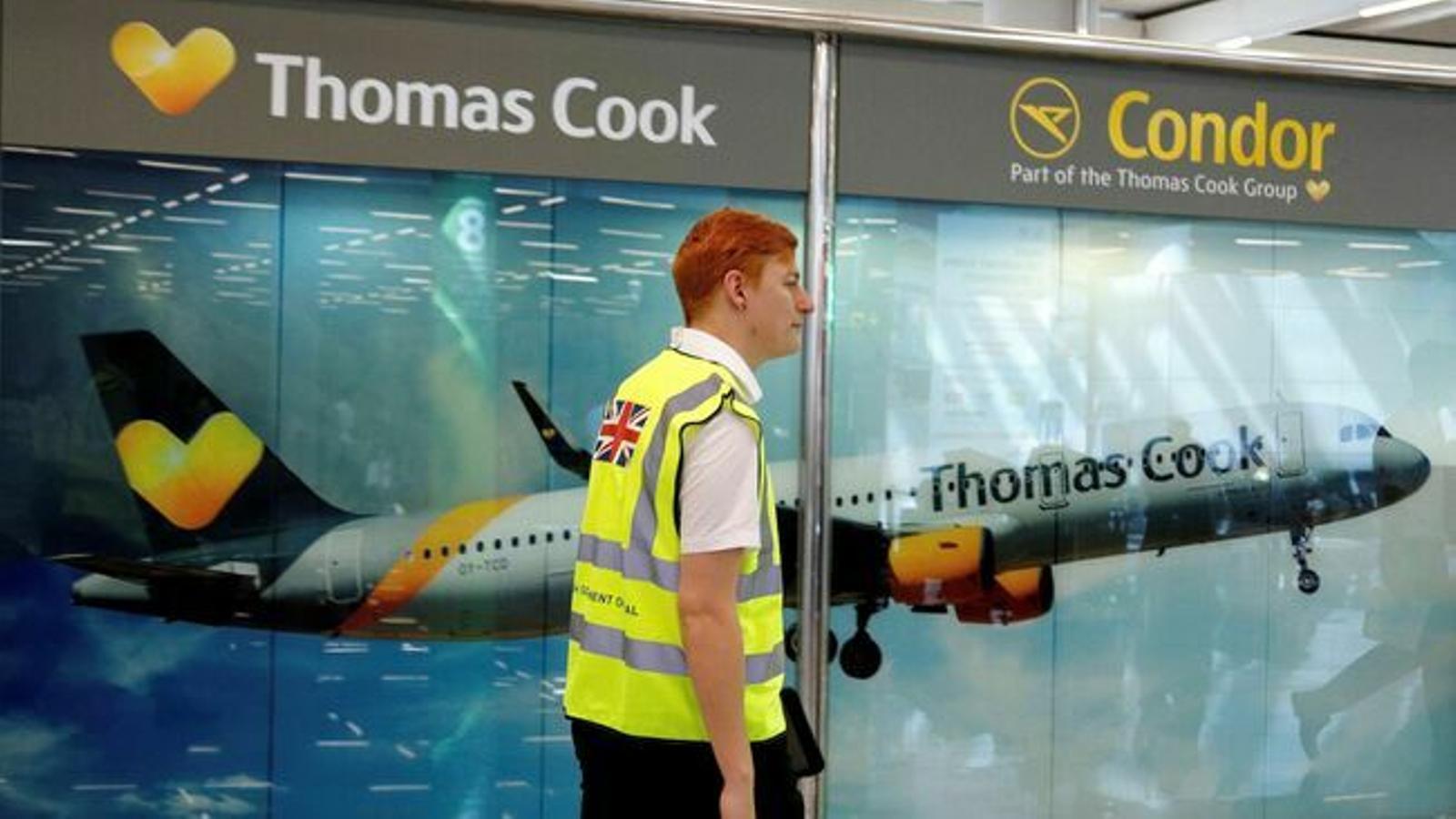 Condor segueix amb la seva operativa habitual tot i la fallida de Thomas Cook