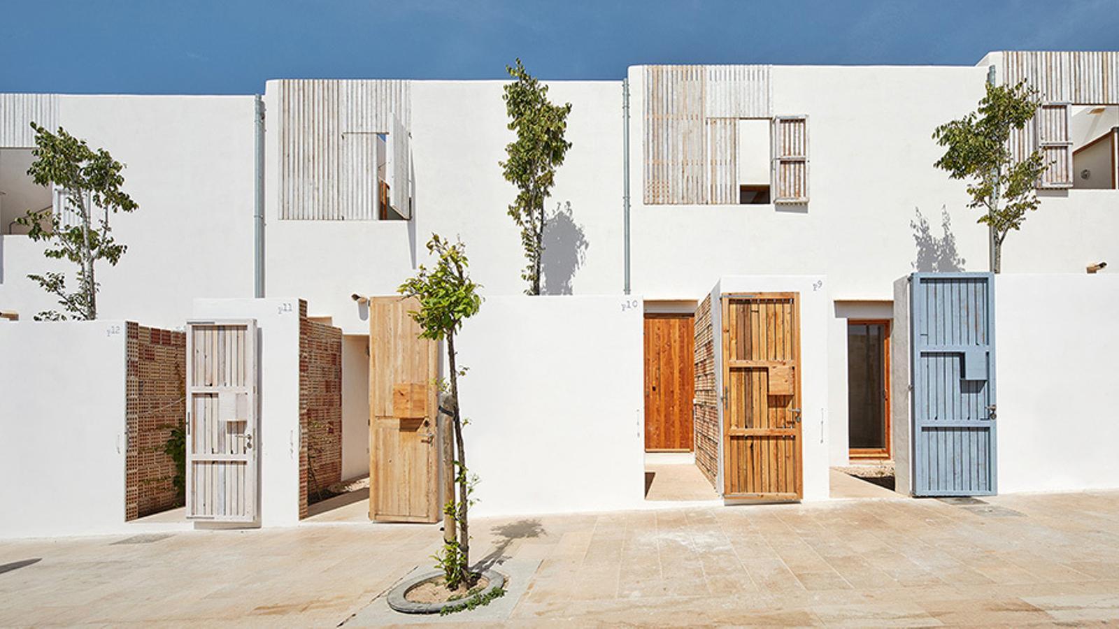 Els habitatges de l'IBAVI a Sant Ferran, nominats al premi Mies van der Rohe 2019