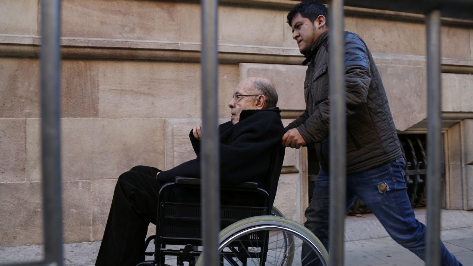 Millet haurà d'ingressar a la presó abans del 25 de juny malgrat la petició d'indult