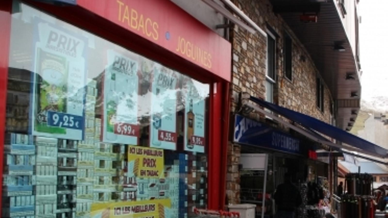 Andorra es posarà al dia en matèria de traçabilitat i publicitat del tabac abans de 10 anys