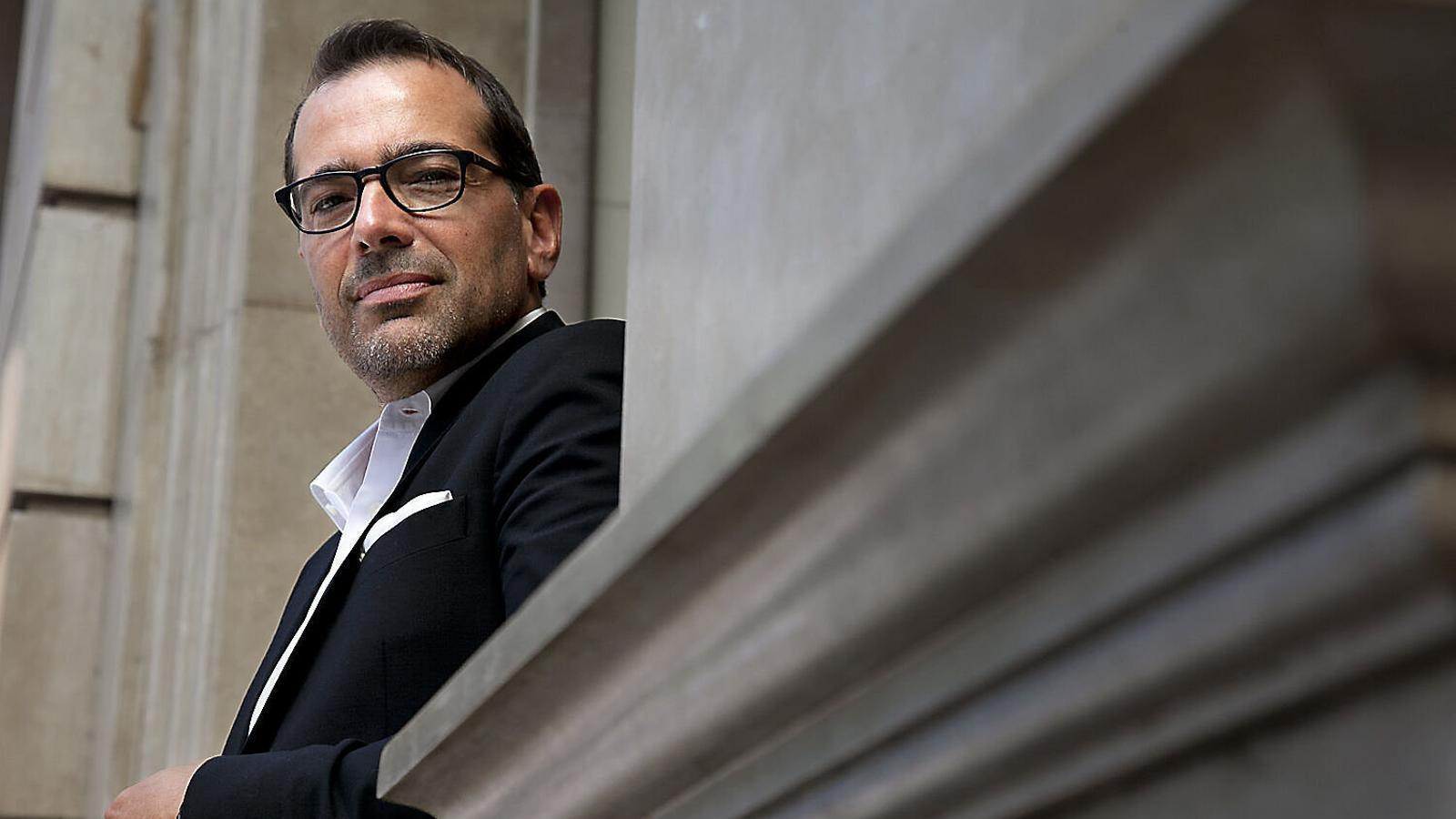 Nicola Pedrazzoli, conseller delegat del desaparegut Canal Català, és l'impulsor de Teve.cat, que va començar a emetre a l'abril.