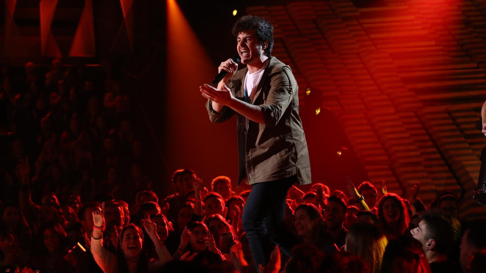 El terrassenc Miki representarà Espanya a Eurovisió amb la cançó 'La venda'