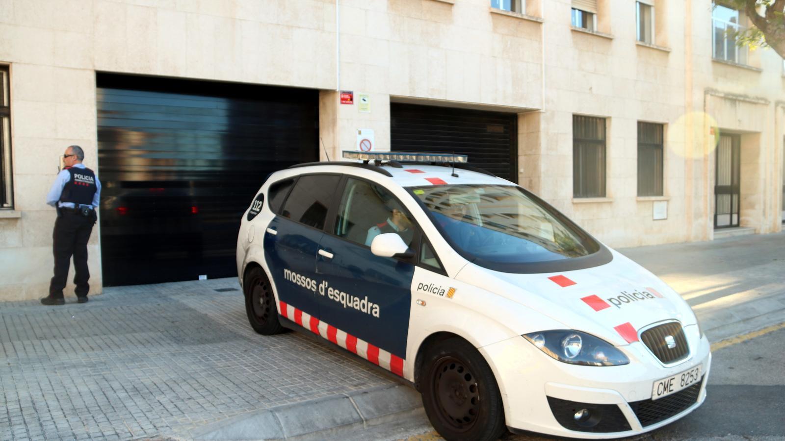 A presó el pare i la mare del nadó maltractat de Tarragona